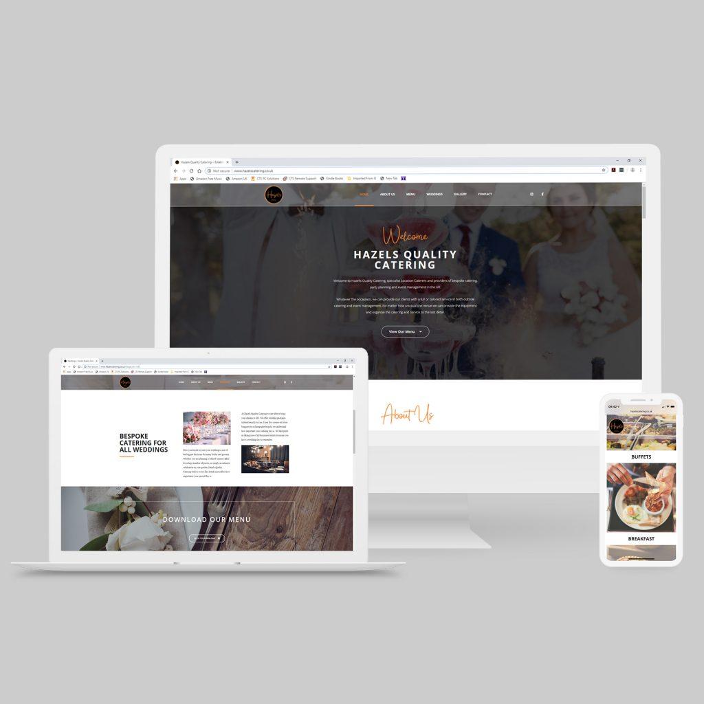 Websites Sheffield - AW Media & Marketing