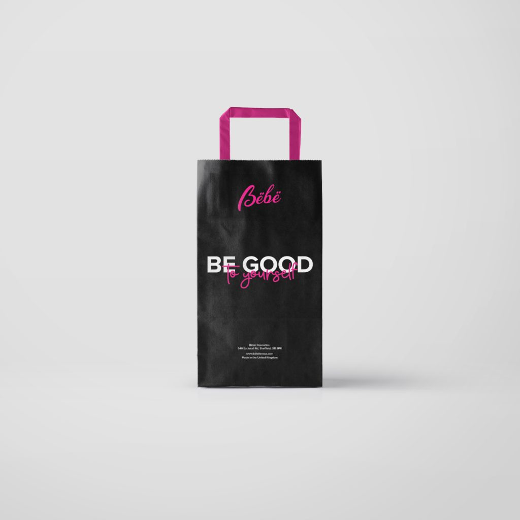 Freelance Web Design - Packaging Mockup